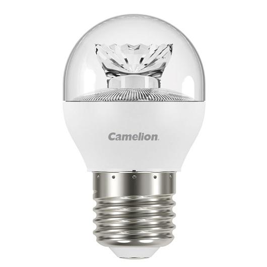لامپ ال اي دي 6 وات کریستال مهتابی کمليون پايه E27