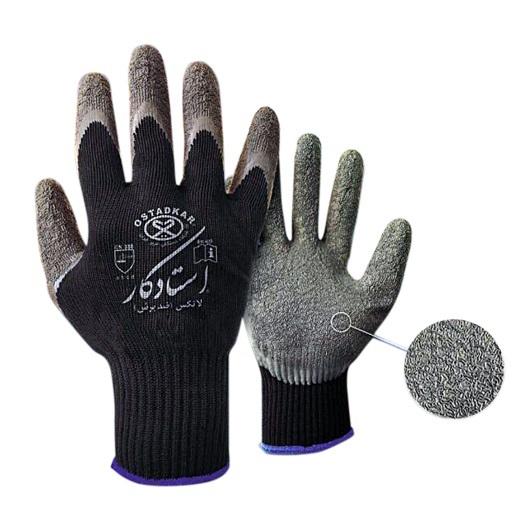 دستکش ضد برش استادکار
