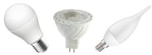 لامپ های فوق کم مصرف LED
