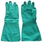 دستکش نیتریل سبز بلند