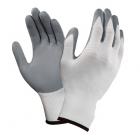 دستکش کار موادی طوسی