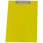 تخته شاسی فانتزی A4 زرد متالیز