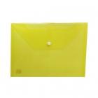 پاکت پلاستیکی زرد A5 متالیز