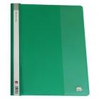 پوشه یکرو شفاف سبز متالیز