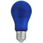 لامپ 9 وات حباب کریستال آبی (هالی استار) نمانور