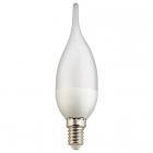 لامپ 5 وات LED اشکی مهتابی (هالی استار)نمانور