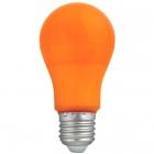 لامپ 9 وات حباب کریستال نارنجی (هالی استار) نمانور
