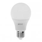 لامپ LED حبابی 9 وات یخی EDC