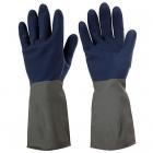 دستکش دو رنگ سه لایه استادکار