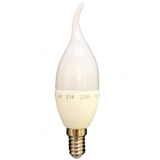 لامپ 6 وات اشکی  پارس شهاب (آفتابی)